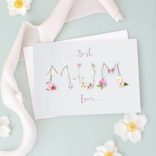 card for mum mothers day card happy birthday mum birthday card